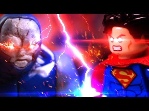 Lego Justice League Superman vs Darkseid Episode 2 (SUPERMAN BATMAN WONDER WOMAN FLASH)