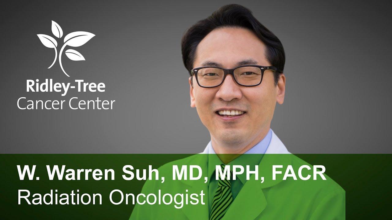 W  Warren Suh, MD, MPH, FACR, Radiation Oncology | Sansum Clinic