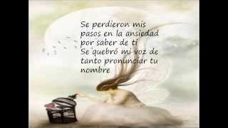 TE BUSQUÉ  poesía de Alma Cervantes