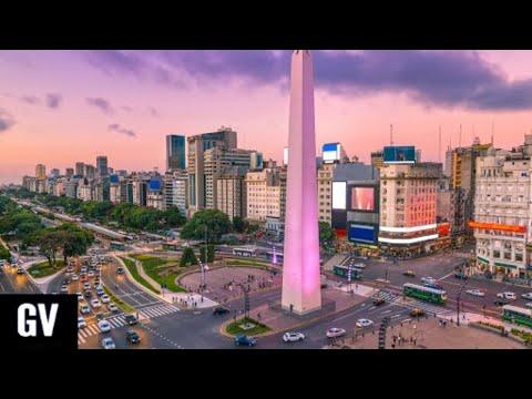 TOP 6 Ciudades más pobladas de Argentina 2017 GS ✔