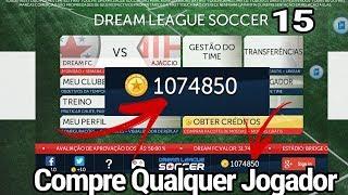 DREAM LEAGUE SOCCER 15 OFICIAL COM DINHEIRO INFINITO + MODO DE CRIAR JOGADOR (SEM ROOT)