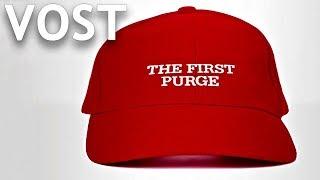American Nightmare 4 (La première purge) Bande-annonce Teaser VOSTFR / HD