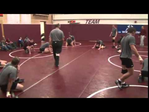 Build the Discipline to Finish Matches Strong! - Wrestling 2015 #29