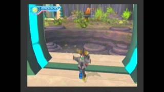Ratchet and Clank 2 Skill Points: Bye Bye Birdies (Joba)