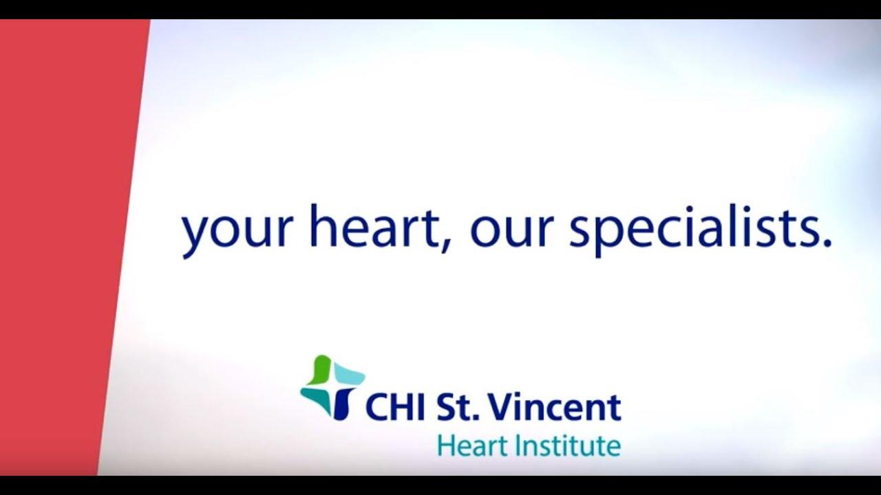 CHI St. Vincent Cardiologists #cardiology