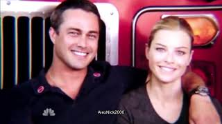 Leslie Shay & Kelly Severide (Chicago Fire) - The love will never get lost