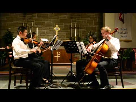 Strings Attached Haydn Part 1 Music For Youth Fairfield, CT, Nov 27, 2015