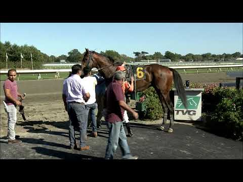video thumbnail for MONMOUTH PARK 9-29-19 RACE 5