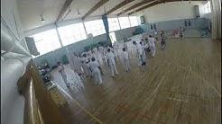 Capoeira Gingado Baiano Conflans-Sainte-Honorine - Batizado 2017 - Troca de graduações.