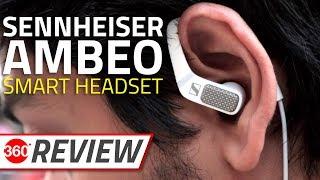 Sennheiser AMBEO Smart Headset Review   Binaural Surround Sound Goes Mainstream
