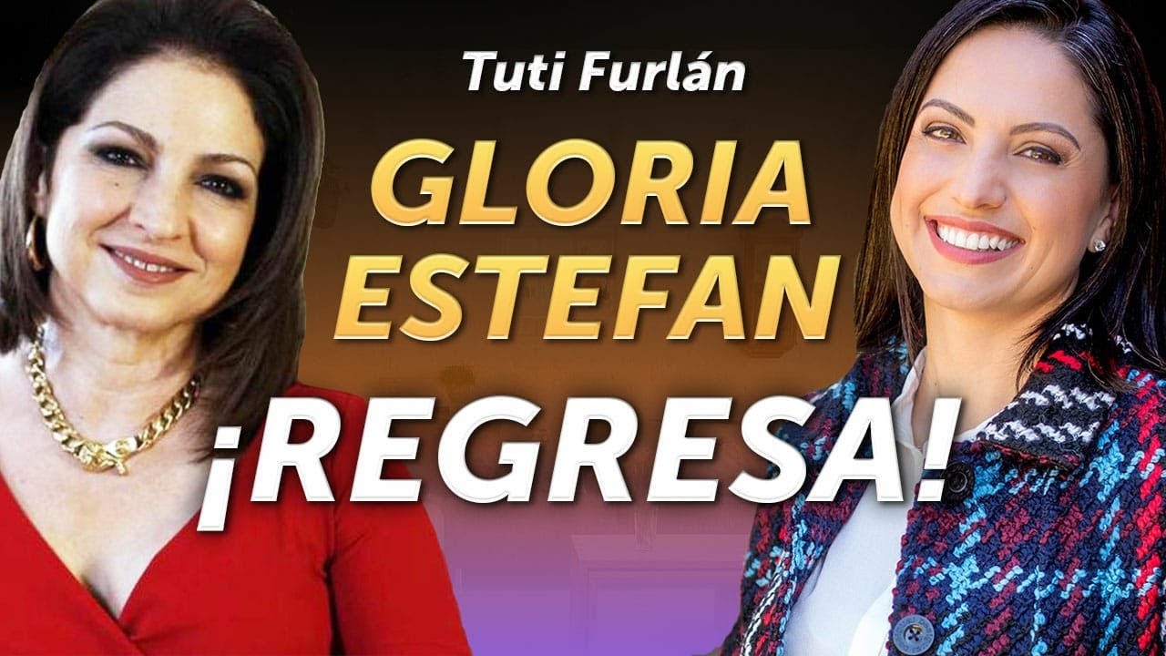 Entrevista Gloria Estefan con Tuti Furlán