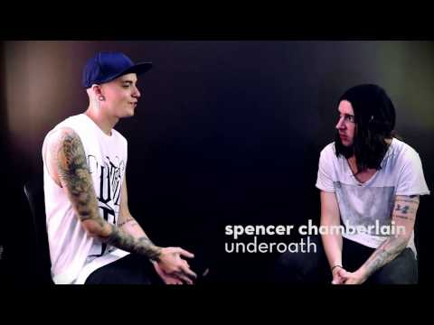 """Spencer Chamberlain Talks Underoath Rebirth: """"We Had To Burn Down The House And Rebuild It"""""""