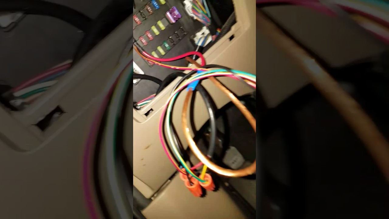 2000 toyota 4runner trailer wiring diagram for electric car charger install tacoma light bar switch youtube