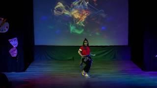 ЛЕТО, 2018 :: ПЯТАЯ СМЕНА / Открытие смены - Презентация кружка «Современные танцы»