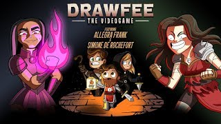 Drawfee: the Videogame - LIVE! (feat. Simone and Allegra of Polygon!)