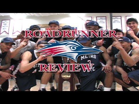 The Roadrunner Review - Episode #50 - Brandon Jefferson - Metro State