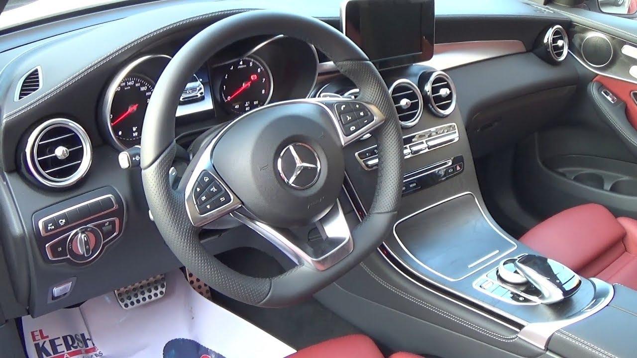 Mercedes Glc 43 >> استعراض مواصفات مرسيدس GLC 250 كوبيه 2019 - YouTube