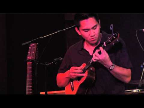 Ukulele Keaka from HMS's Higher Ground-  Abe Lagrimas-