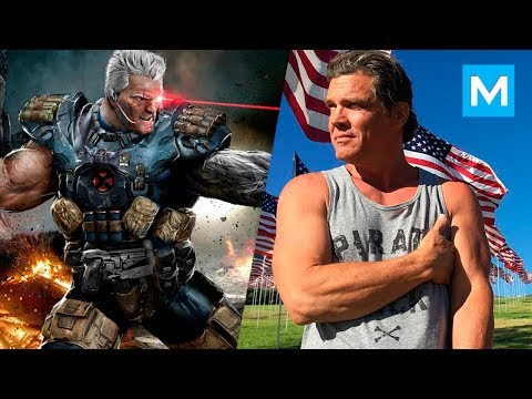 Josh Brolin Workout for Deadpool 2  Muscle Madness