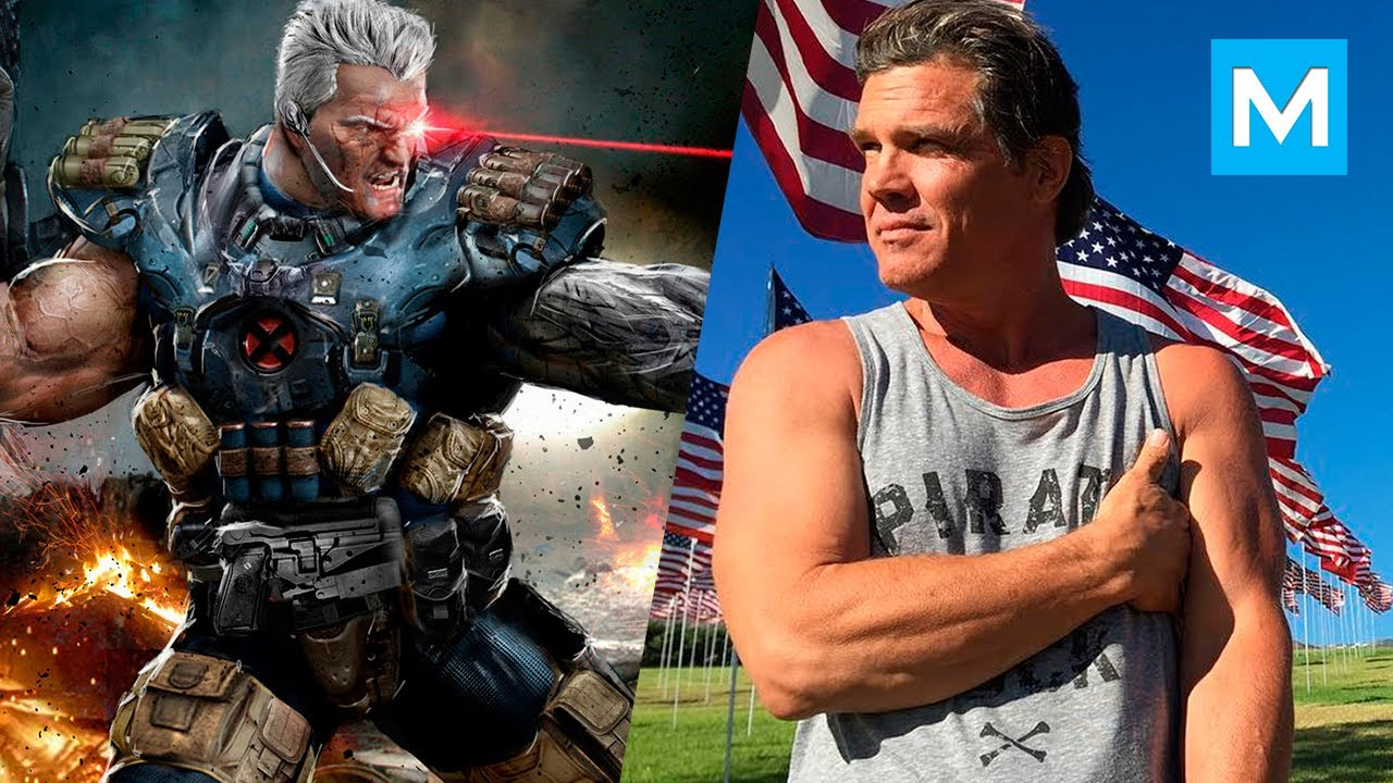 Deadpool 2 Josh Brolin Workout