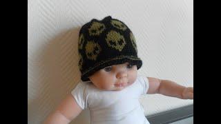 bonnet-alien-b-b-tuto-tricot-mod-le-b-b-enfant-adulte