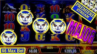 Timber Wolf Deluxe | Wicked Winnings 2 | Buffalo Deluxe | Miss Kitty MAX BET Bonuses-AWESOME Session