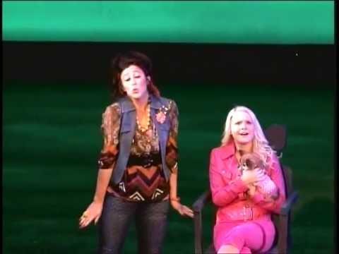 Ireland- Legally Blonde the musical (Emily Jansen)