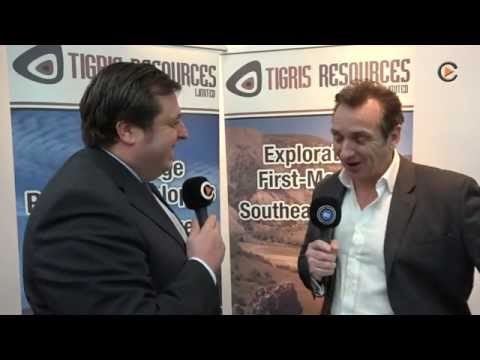 Commodity TV Interview with Tim Coughlin, CEO of Royal Road Minerals