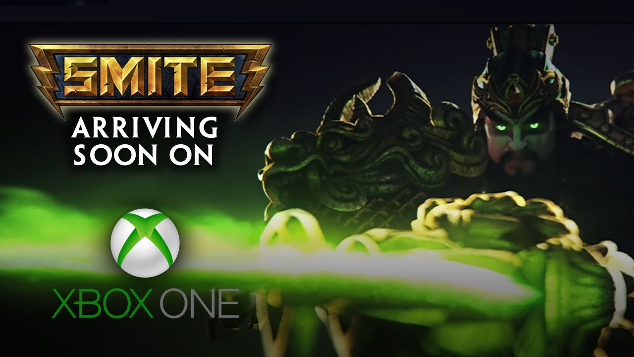 Smite Coming Soon To Xbox One Gamescom 2014 Announcement