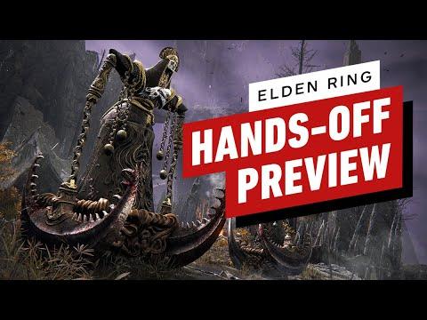 Elden Ring: Hands-Off Preview