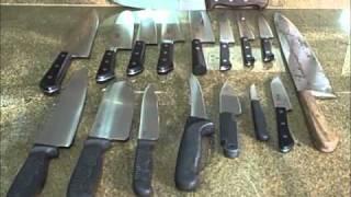 Kitchen Knife Basics 101