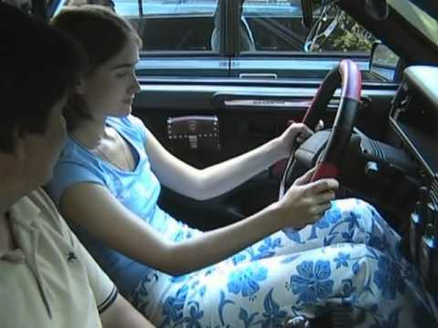 "Уроки вождения для автоледи. Урок 1 ""Теория"""
