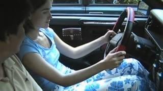 Уроки вождения для автоледи. Урок 1