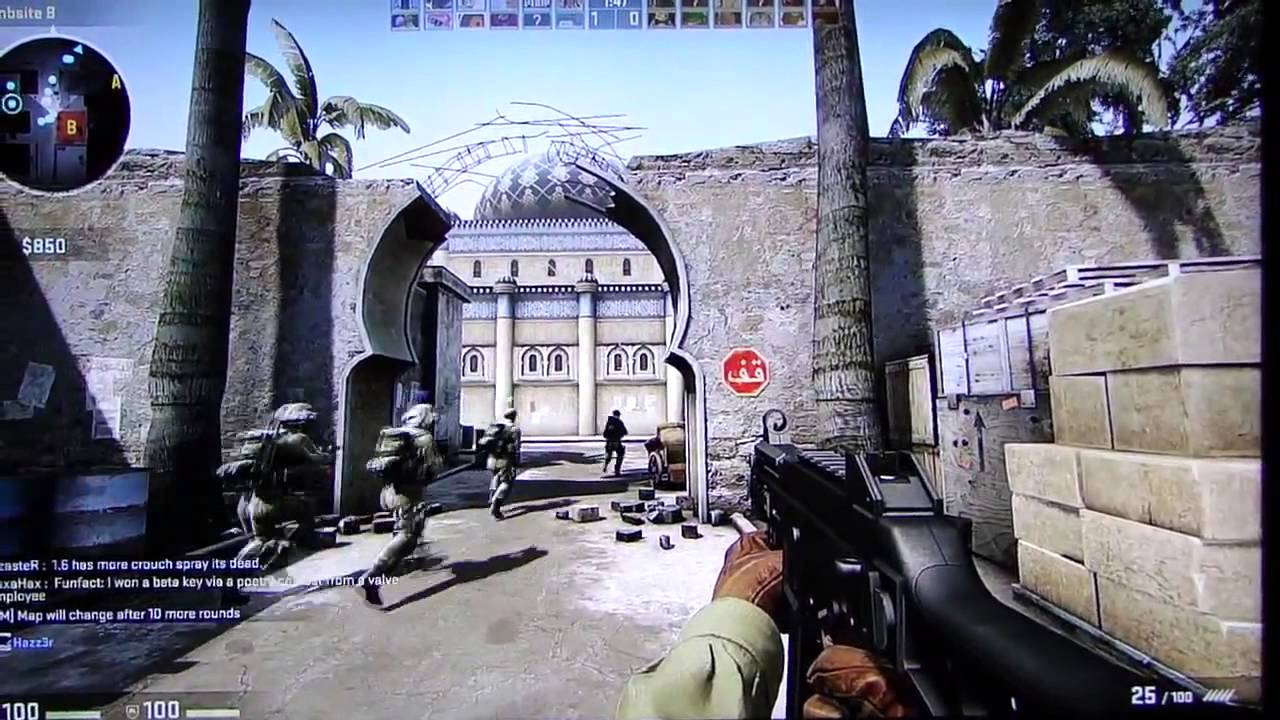 This is how you DON'T play Counterstrike: Global Offensive