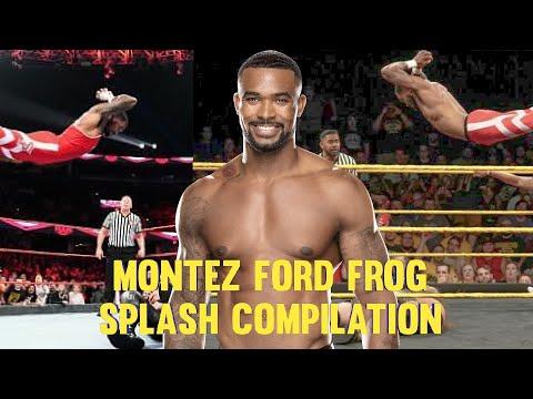 Montez Ford - Frog Splash Compilation