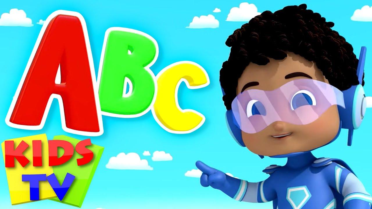 Alphabet Adventure | ABC Song + More Preschool Nursery Rhymes & Kids Songs | Boom Buddies | Kids Tv