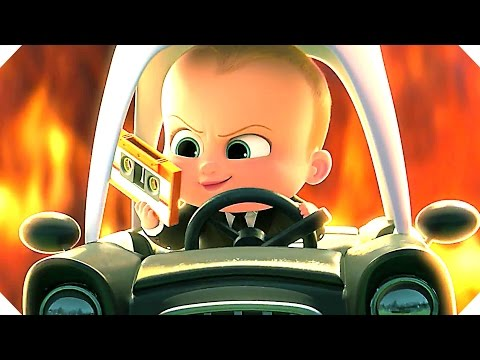 THE BOSS BABY Trailer # 3 (Animation, 2017)
