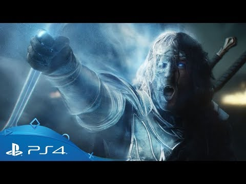 Middle-earth: Shadow of War   Live Action Trailer   PS4