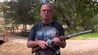 Extreme Lever Action Rifle…The .50 Alaskan