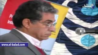 بالفيديو .. وزير البيئة: استخرجنا 14 مليون طن ملح من بحيرة قارون