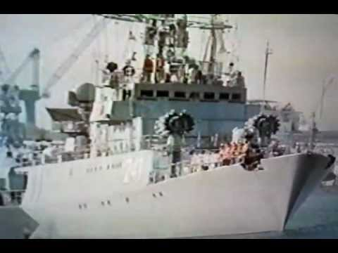 Volksmarine Marine DDR - Auslaufenhohedüne.mp4