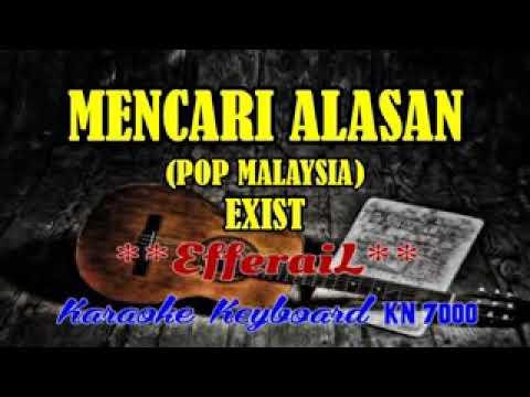 Malaysia karoke mencari alasan