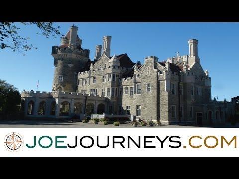 Casa Loma - Toronto  | Joe Journeys