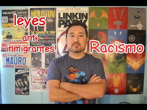 Racismo en Estados Unidos y ley HB318 NC