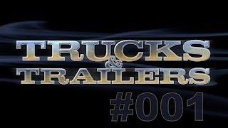 Trucks & Trailers #001 - Präzises Rangieren von Lastkraftwagen