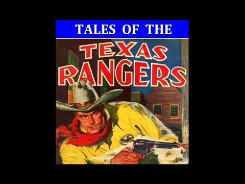 """TALES OF THE TEXAS RANGERS -- """"NIGHT CHASE"""" (1-27-52)"""