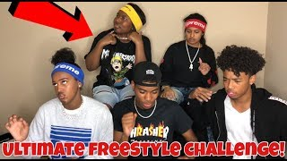 ULTIMATE FREESTYLE CHALLENGE!!! (BOYS EDITION) PART 2