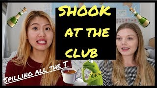 What is clubbing like in Korea? | Celeb getting freaky at the bar?!
