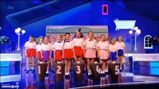 Spirit Young Peformers Company on ITV