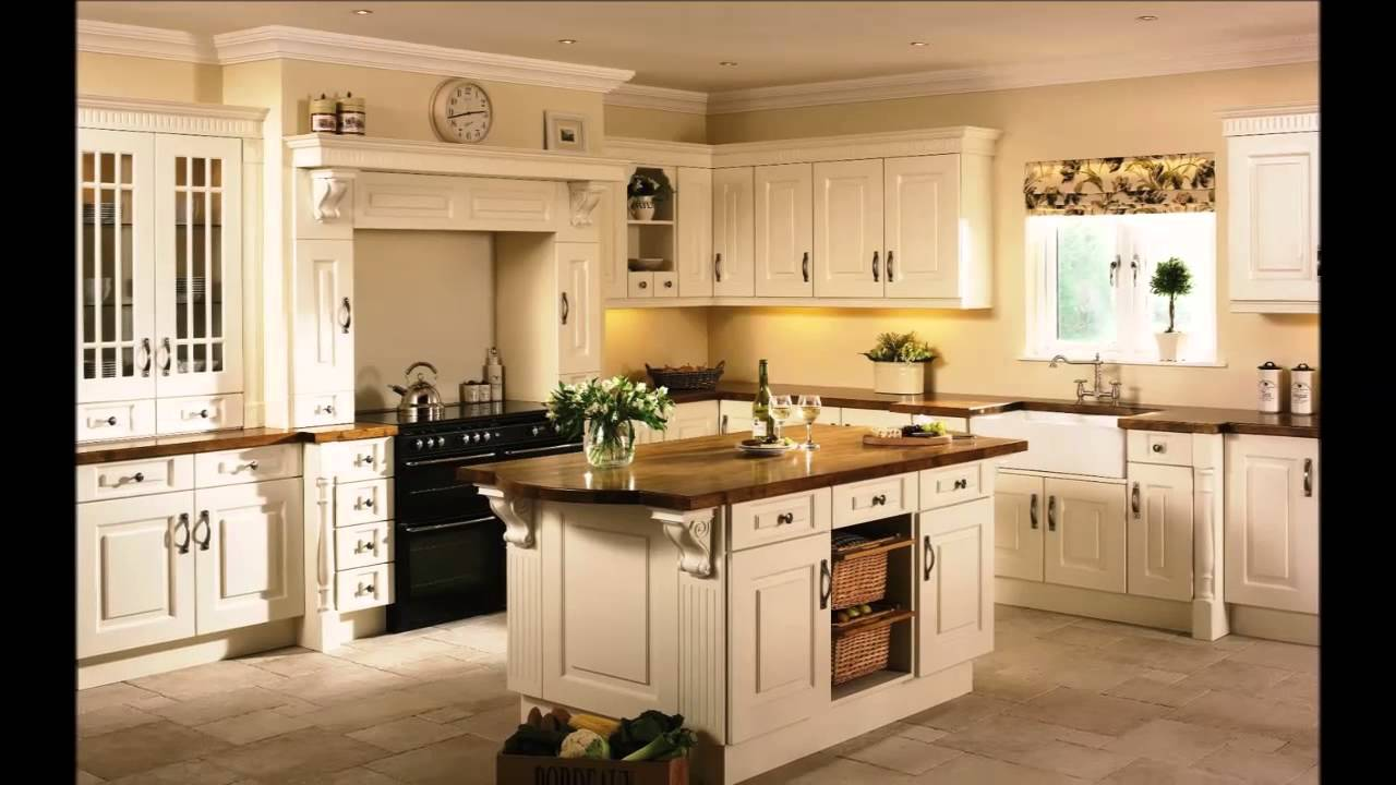 Cucine stile inglese youtube for Stili cucine